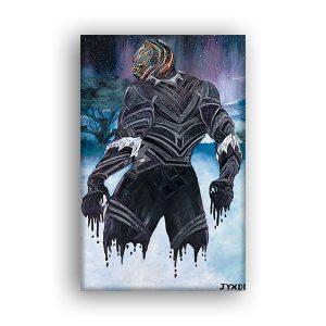 King of Wakanda – Canvas Print
