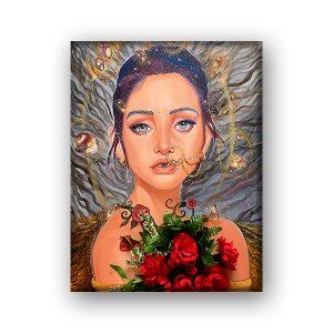 Extrasensory Perception – Canvas Print