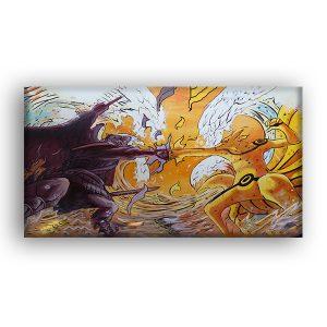 The Final Battle – Canvas Print