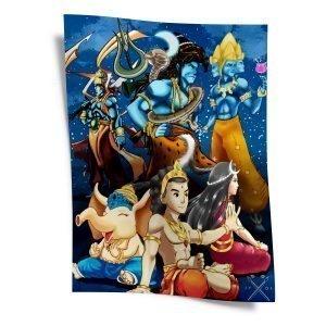 Hindu Avatars – Poster