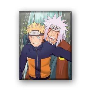 Jiraiya x Naruto – Canvas Print
