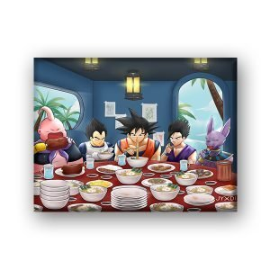 The Last Supper – Canvas Print