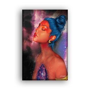The Universe Within – Canvas Print
