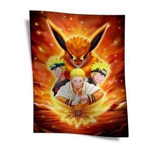 Naruto Uzumaki – Poster